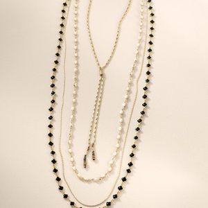 Stella & Dot Terney Versatile Necklace